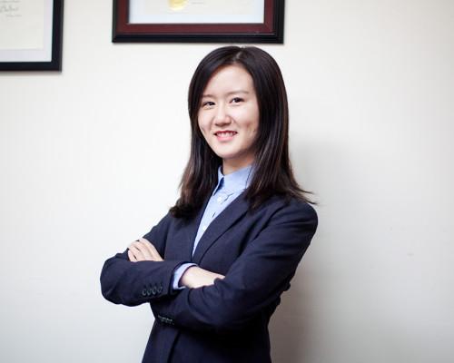 李姗蔚 律师助理